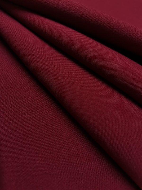 Габардин FUHUA 103 - темно-красный